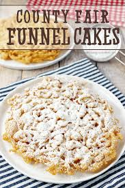 how to make the best funnel cake best cake 2017