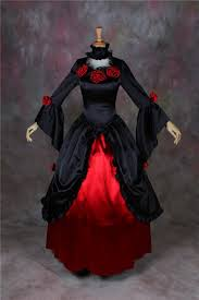 medieval retro wedding dress victorian goth fancy dress pirate