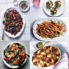 superfood side dishes for thanksgiving health