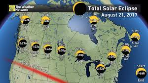 Eclipse Maps News Total Solar Eclipse Headlines Summer Astronomy In 2017