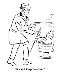green coloring page green hornet and kato coloring pages tranquilizing knock out gas