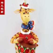 Giraffe Christmas Decorations by Christmas Cupid Picture More Detailed Picture About Foreign