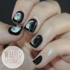 Black Manicure Designs 50 Black And White Nail Designs