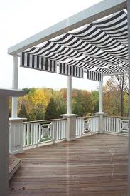 Cost Of Retractable Awning Shadetree Canopy Retractable Awnings Installed Over A Mahogany