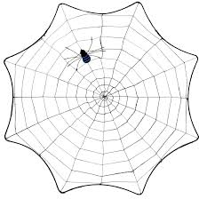 upc 738774097413 totally ghoul giant spider web with spider