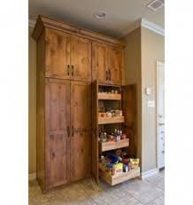 Free Standing Kitchen Pantry Furniture Pantry Cabinet Free Standing Pantry Cabinet With Free Standing