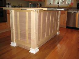 Building Kitchen Base Cabinets by Install Kitchen Island Base Cabinets Unfinished Kitchen Island