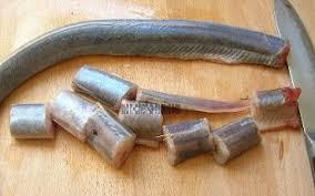 cuisiner des anguilles anguilles à la persillade recettes cuisine française