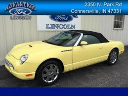 ford fort wayne used ford thunderbird for sale in fort wayne in edmunds