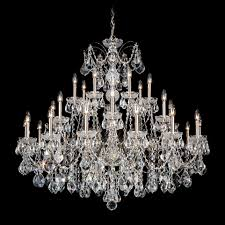 crystal home decor floral chandeliers wayfair 6 light crystal chandelier loversiq