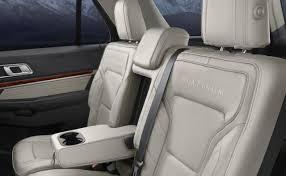 Ford Explorer Interior - new ford explorer in prairieville la all star ford lincoln