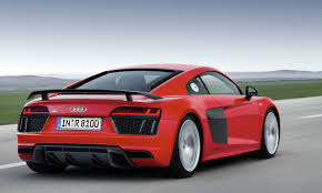 the muscular audi r8