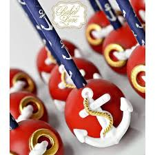 themed cake pops the 25 best nautical cake pops ideas on nautical