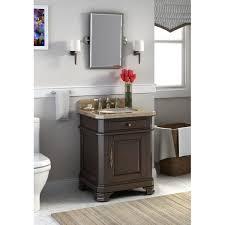 28 Bathroom Vanity With Sink Lanza Perkin 28