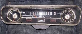1965 mustang instrument cluster ctc auto ranch ford gauges