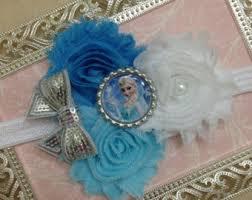 frozen headband baby frozen headband etsy