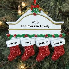 personalized family christmas ornaments christmas ideas