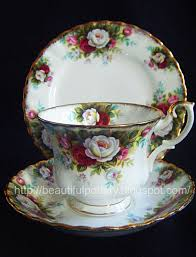 royal albert u0027celebration u0027 english bone china i found a place