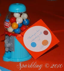 Gumball Party Favors Trends Edible Party Favors On Catch My Party Catch My Party