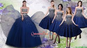 most popular beaded big puffy quinceanera dress and elegant tea