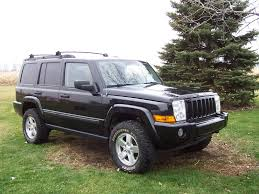 commander jeep lifted jeep commander lifted image 233