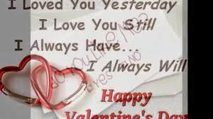 Valentine Day Quote Happy Valentine Day Romantic Wishes Images Love Quotes Youtube