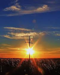 Old Rugged Cross Christmas Sunrise At The Old Rugged Cross Photograph By Greg Rud