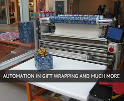 commercial wrapping paper gift wrap solutions automation in gift wrapping and much more