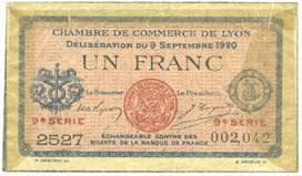 chambre de commerce var banknotes emergency notes lyon 69 chambre de commerce