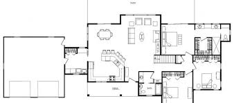 ranch style homes with open floor plans open ranch style house plans home design