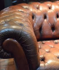 fauteuil ancien style anglais chesterfield fauteuils club barreteau