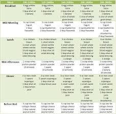 dash diet menus free weight loss menu plan