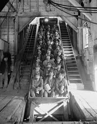 crushed by escalator calumet and hecla mining company wikipedia