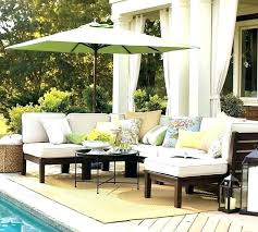 Pottery Barn Patio Table Pottery Barn Outdoor Furniture Covers For Recliner Chairs Slip In