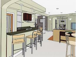 atlanta basement finishing kitchen and bathroom remodeling services