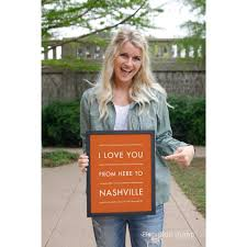 nashville city home decor gift idea hopskipjumppaper