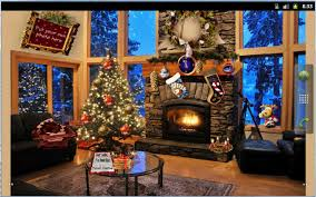 christmas fireplace app fireplace design and ideas