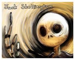 skellington the nightmare before hd wallpaper
