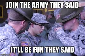 Meme Army - image tagged in usa army drill sergeant imgflip