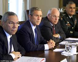 George Bush Cabinet George W Bush Kept In Dark For Four Years About Cia U0027s Torture