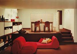 Carpet In Living Room by Apartements Fabulous Red Living Room Cute Apartment Decoration