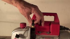 intro to the hvac vacuum pump part 1 youtube
