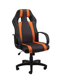 reclining gaming desk chair 1home computer game racing chair adjustable swivel reclining pu high