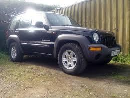 jeep cherokee kj 2 5 sport diesel manual 4x4 suv not landover