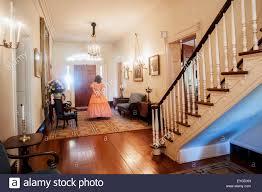 colonial style homes interior usa louisiana oak alley plantation vacherie colonial style
