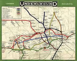 underground map map