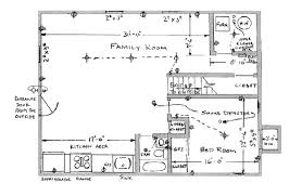 Crafty Design Ideas Basement Apartment Floor Plans Remarkable - Designing a basement apartment