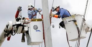 florida power light florida power light co celebrates its lineworkers transmission