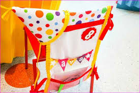 birthday chair cover chair covers for birthday party simple image gallery