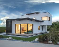 Soothing Color Functional Elegance Concept House Showcasing A Soothing Color